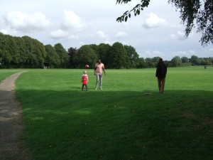 Activity - Kicking Ball